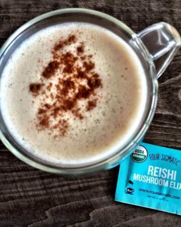 Reishi Hazelnut Dream Drink