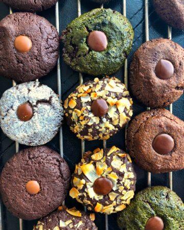 Keto Kissed Cookies