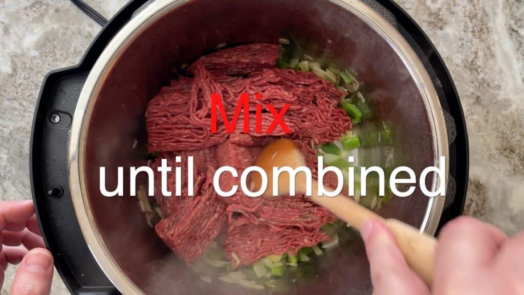 Instant Pot Chili mix