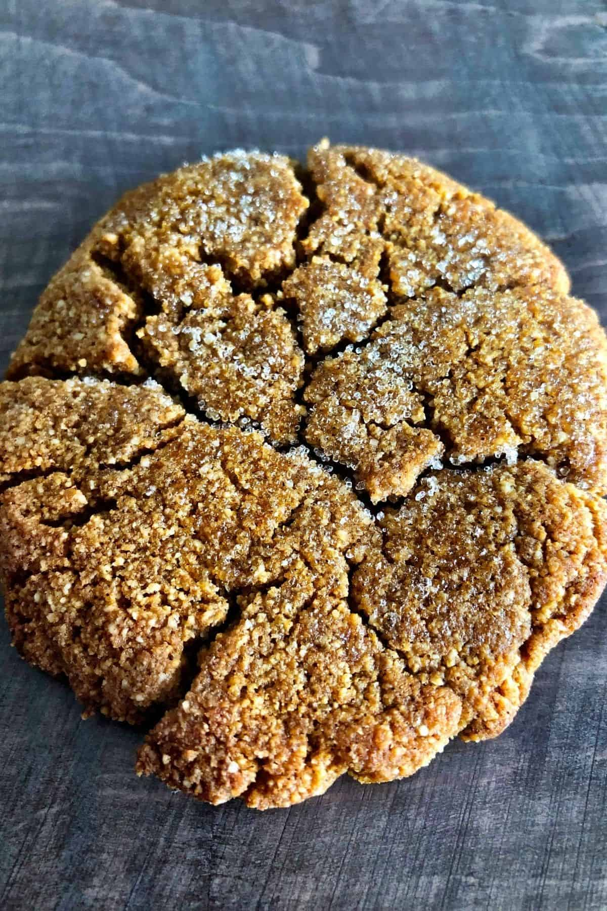 1 ginger cookie